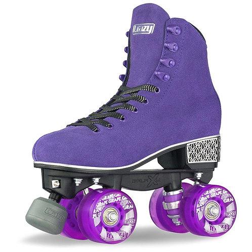 Crazy Skates EVOKE Roller Skates -PURPLE