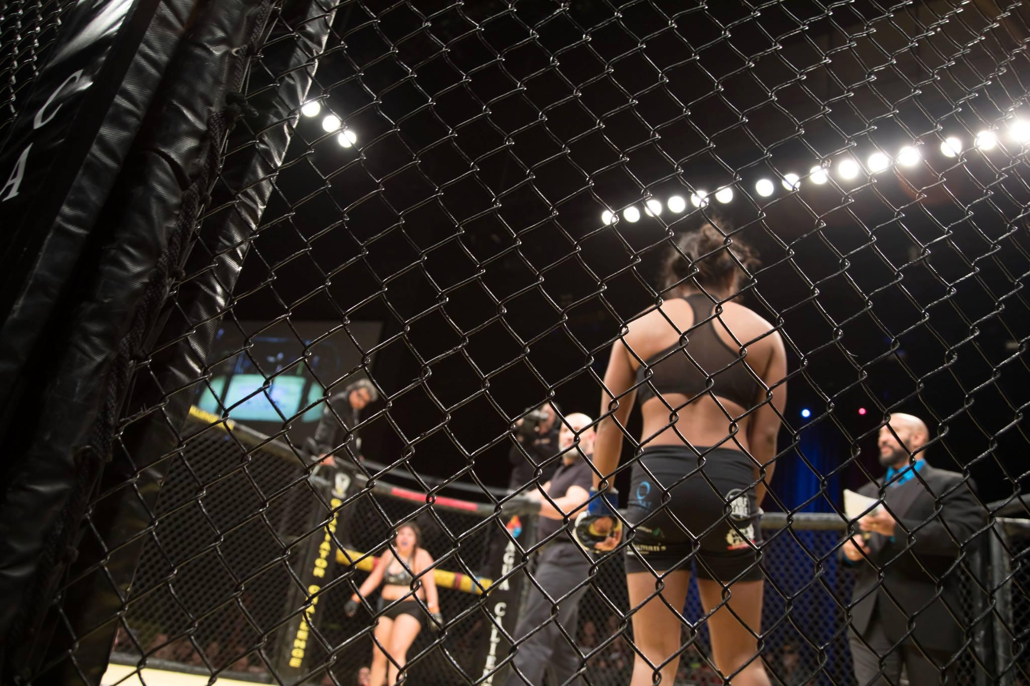 2nd MMA Fight