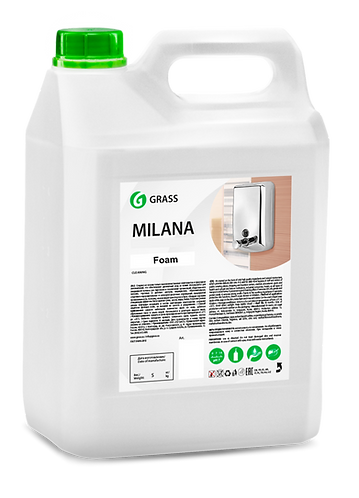 Milana Foaming Handzeep 5 Liter