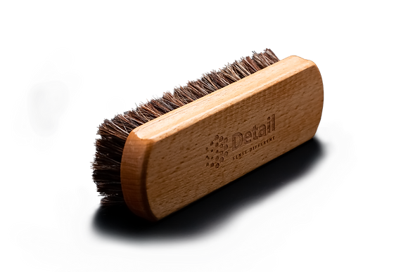 Textile and Leather Brush