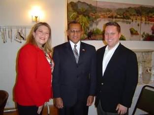 Devinda R. Subasinghe Sri Lanka Ambassador to the USA