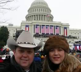George Bush Inauguration 2004