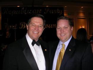 US Congressman Tom Delay House Majority Leader