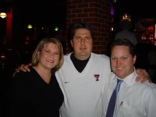 Mike Leach Texas Tech Football Head Coach