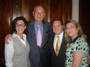 Bob Lanier & Wife Mayor of Houston