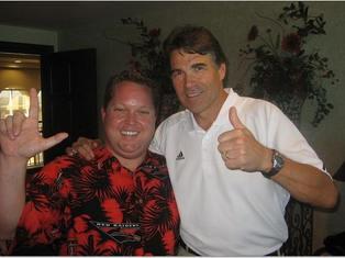 Rick Perry Texas Governor