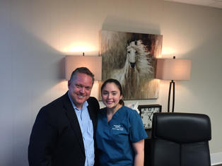 Client Jennifer Laguna