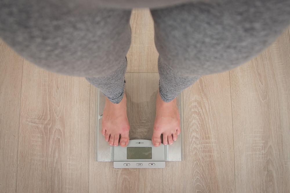 anorexie, contrôler son poids, guérir