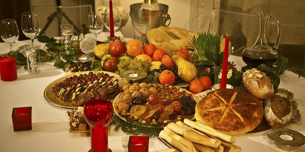 Les treize desserts, tradition provençale