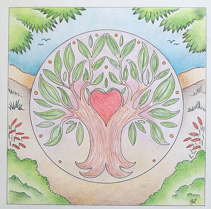 Colorier nous fait du bien. Pour s'endormir, développer sa créativité. les livres d'arts d'art-thérapie multiplient les promesses de bien être.