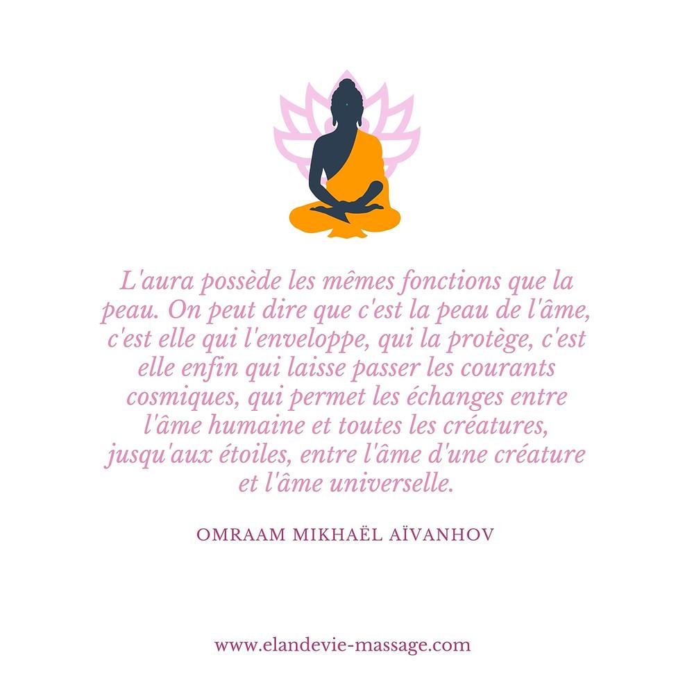 citation de Omraam Mikhael Aivanhov