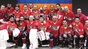 International Armenian Ball Hockey Assosication