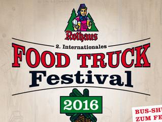2. Internationales Food Truck Festival