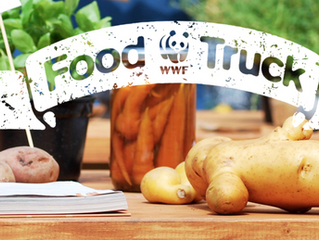 Der WWF Foodtruck kommt in Ihre Stadt