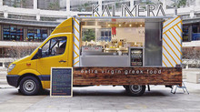 Ex-Greek Banker's Kalimera Food Truck-Cum-Restaurant Wakes Up British Taste Buds