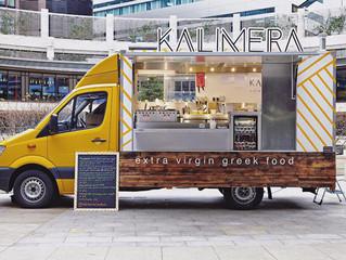Ex-Greek Banker's Kalimera Food Truck-Cum-Restaurant Wakes Up British Taste Buds