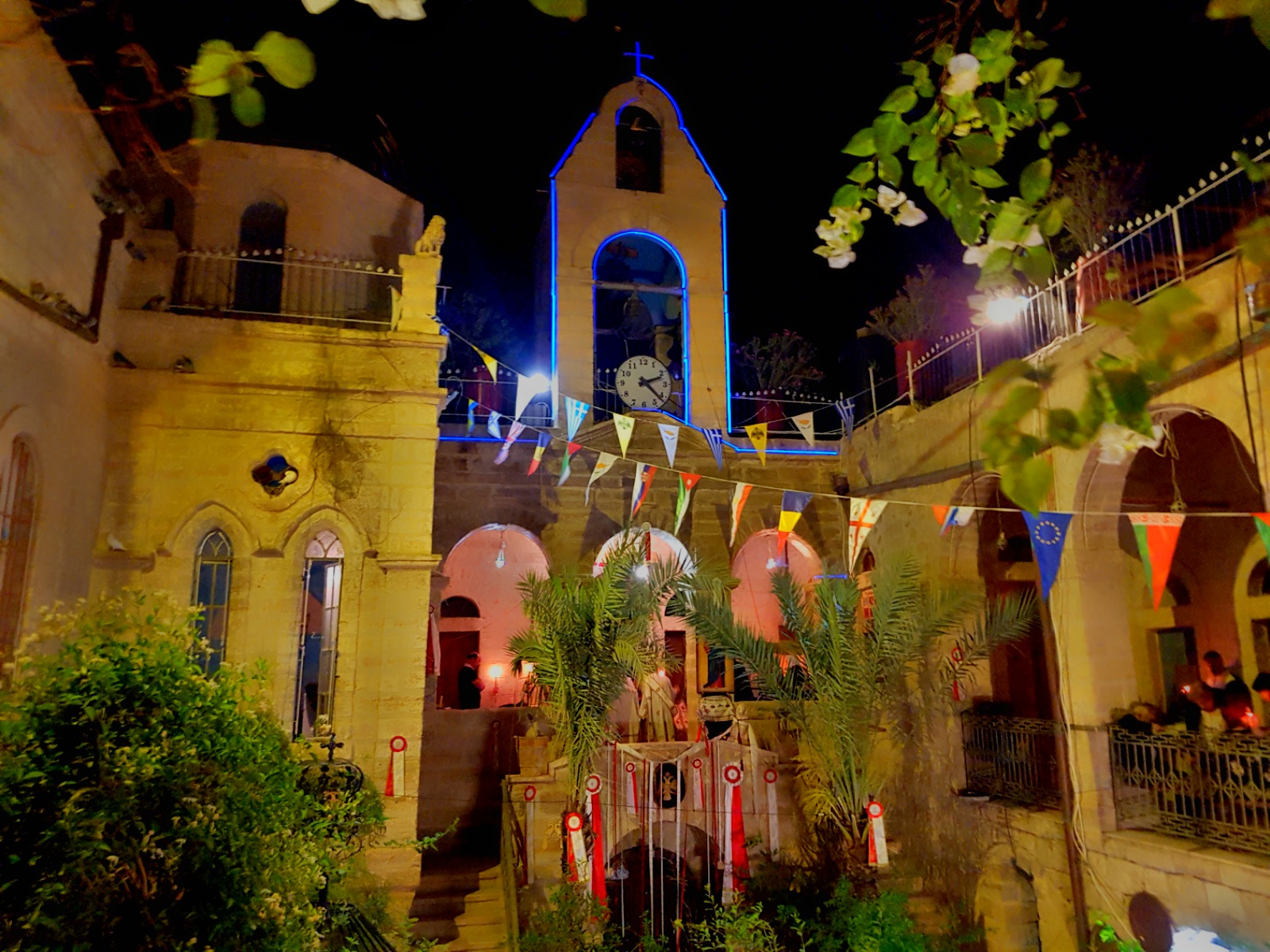 Deir Hajla - Saint Gerasimos
