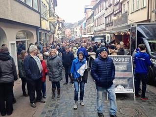 Streetfood Festival übertrifft Erwartungen