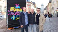 Food-Truck-Festval: Kaiserstraße wird Schlemmermeile