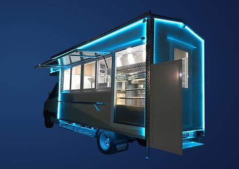Food Truck Stuttgart Deutschland