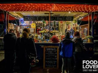 Ab heute läuft in Winterberg der erste Street Food Markt.