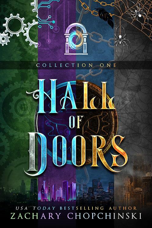Hall of Doors Series Poster