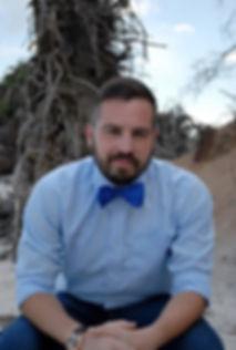 author Zachary Paul Chopchinski