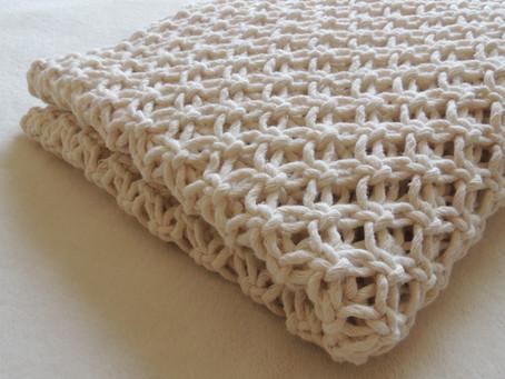 Como usar manta de macramê na decor