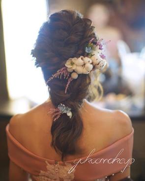 bride Anna _Makeup and hairstyle YokoC_W