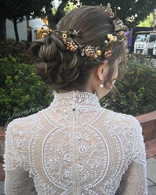 Makeup and hairstyle YokoC_Bridal Valeri