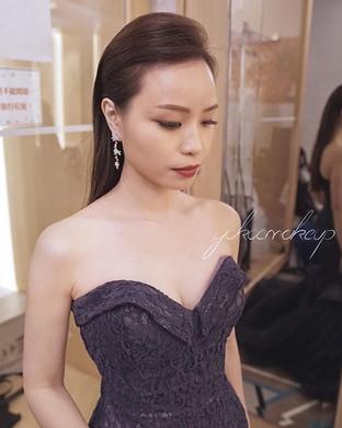 Bride Grace _Makeup and hairstyle YokoC_
