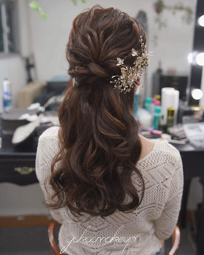 Trial share _Makeup and hairstyle YokoC_