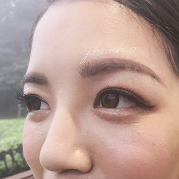 精靈眼仔,單株睫毛又舒服又自然!_Makeup and hairstyle Yo