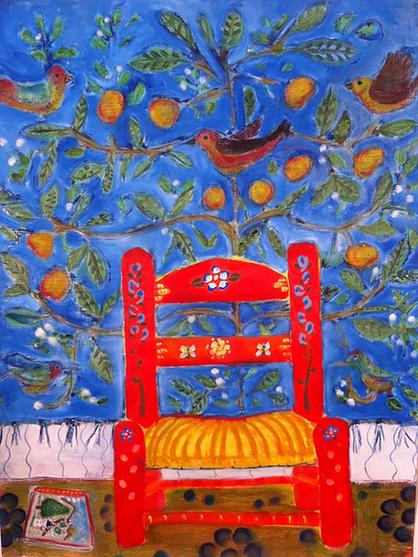 Elaine's Chair