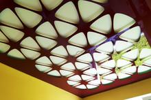 3D перфорированные потолки