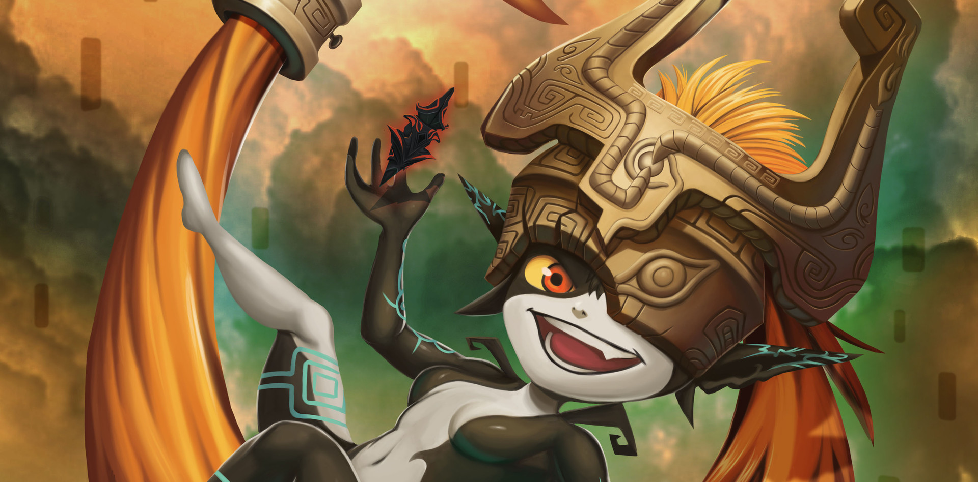 Midna in Twilight