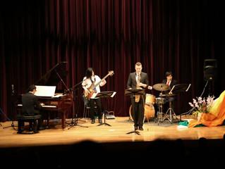 【BoylstonJazz日本ツアーvo.1】 第5回ほっとジャズコンサート