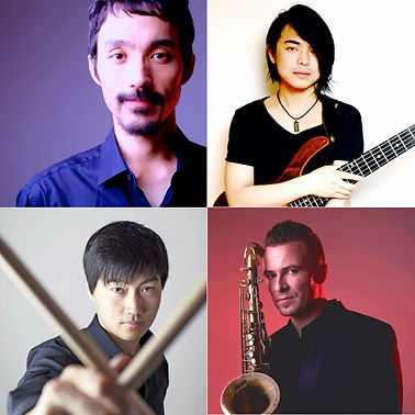 Boylston Jazz Junya Fukumoto, Ekah Kim, Keisuke Higashino, Liutauras Janusaitis