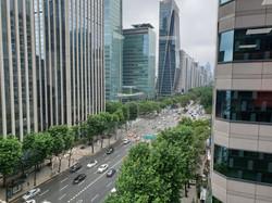 Teheran road