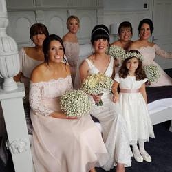 katy lawrence wedding pic