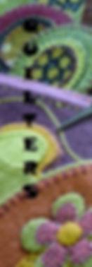 woolfelt-appliquc3a9-using-lana-threads.