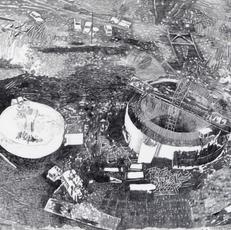 Construction of Titan Missile Intercontinental Launch Site, undisclosed location, pre-1961
