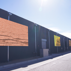 Site Santa Fe billboard project