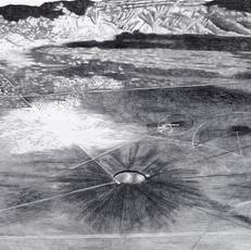 Trinity Test Site, August, 1945