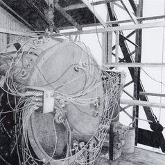 The Gadget (Trinity Test Site, July 15, 1945)