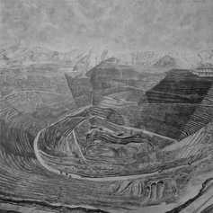 Kennecott Corporation: Bingham Canyon Pit, Utah