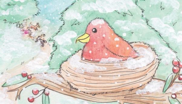 A Little Bird Holiday