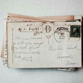 Postcard Letters (Poem)