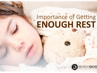 Importance of Getting Enough Rest