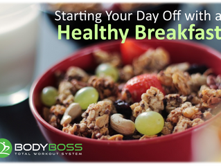 Start Your Day Off With A Healthy Breakfast